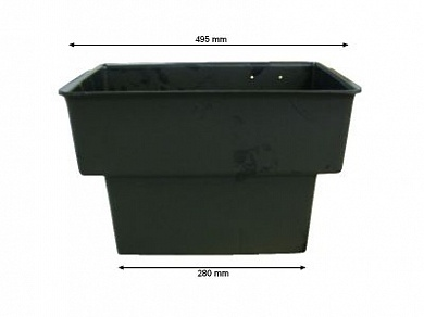 4140.703 WATER CONTAINER DH 40/55