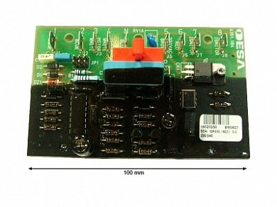 4110.142 Плата управления  / CONTROL PC BOARD KIT 220-230V