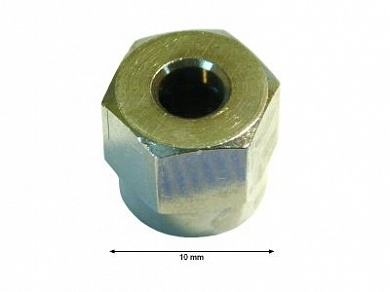 4031.110 Штуцер / NUT FOR BICONE 4MM