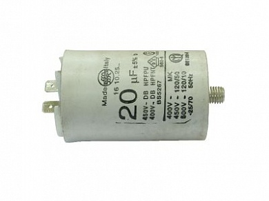 4031.221 CAPACITOR20 UF BF60