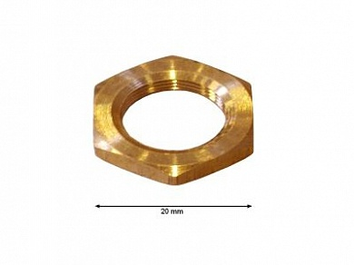 4160.701 RING NUT M12X0.75 ALL M MODELS